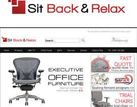 #73 for Logo Design for Sit Back & Relax by palelod