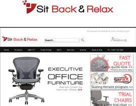 #72 for Logo Design for Sit Back & Relax by palelod