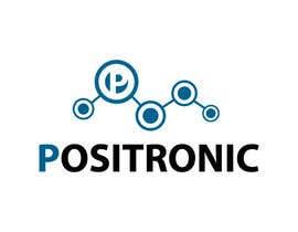 #136 para Diseñar un logotipo for Positronic de fernandocaballer