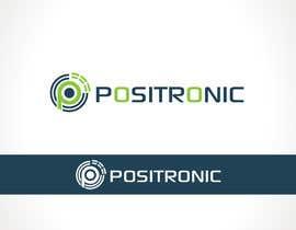#161 para Diseñar un logotipo for Positronic de Cbox9