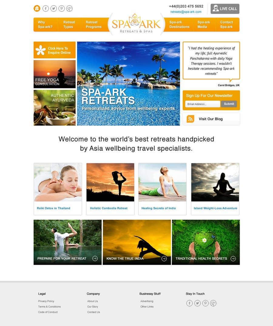Inscrição nº                                         19                                      do Concurso para                                         Design a Wordpress Template for Travel Website