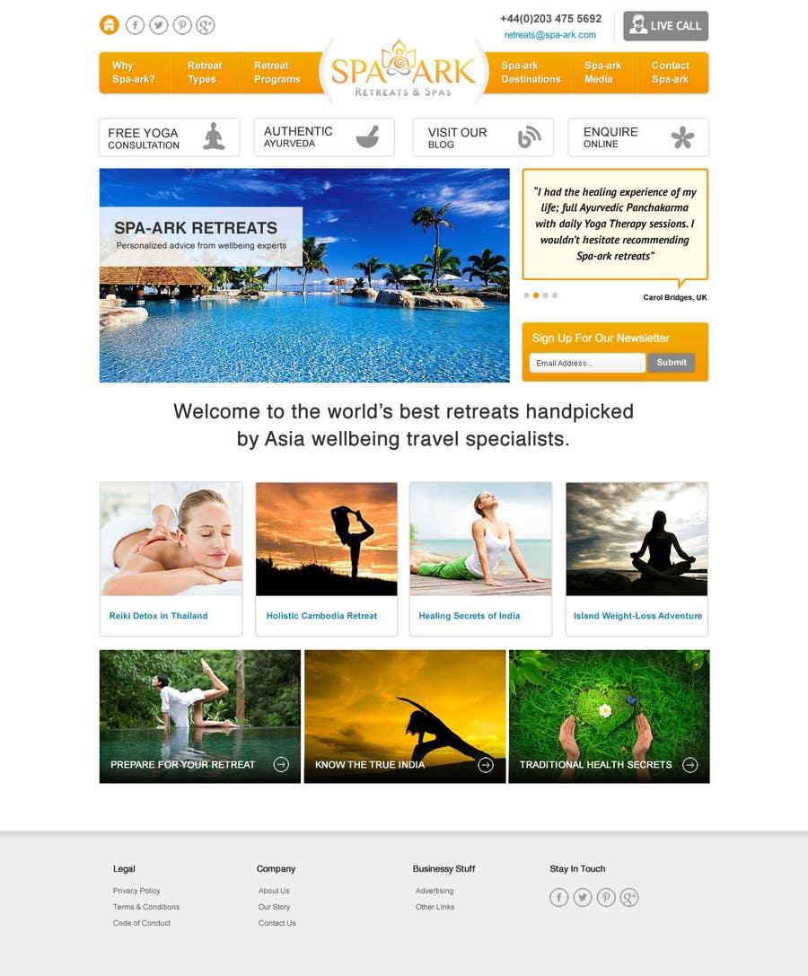 Inscrição nº                                         20                                      do Concurso para                                         Design a Wordpress Template for Travel Website