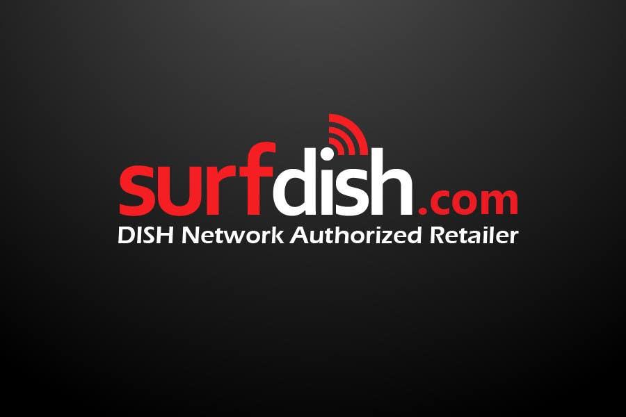 Konkurrenceindlæg #                                        370                                      for                                         *** LOGO design for Surfdish.com!