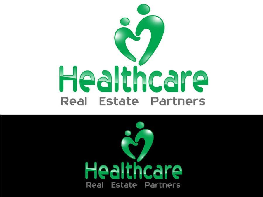 Konkurrenceindlæg #95 for Logo Design for Healthcare Real Estate Partners