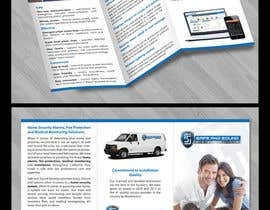 #43 para Brochure Design for Safe and Sound Security por Brandwar