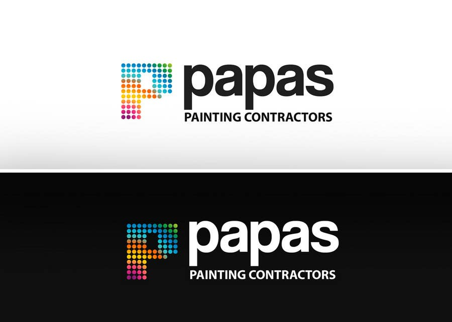 #642 for Logo Design for Papas Painting Contractors by pinky
