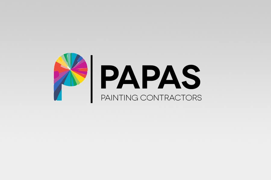 Contest Entry #                                        424                                      for                                         Logo Design for Papas Painting Contractors
