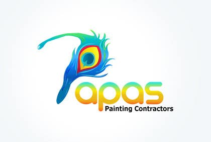 Contest Entry #768 for Logo Design for Papas Painting Contractors