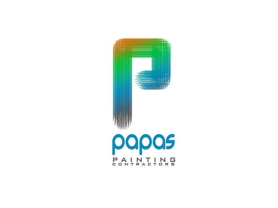 #277 for Logo Design for Papas Painting Contractors by askleo