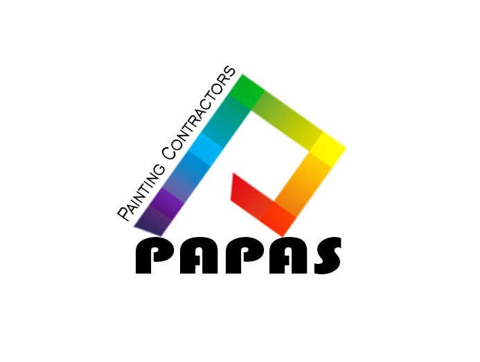 #555 for Logo Design for Papas Painting Contractors by kateplum