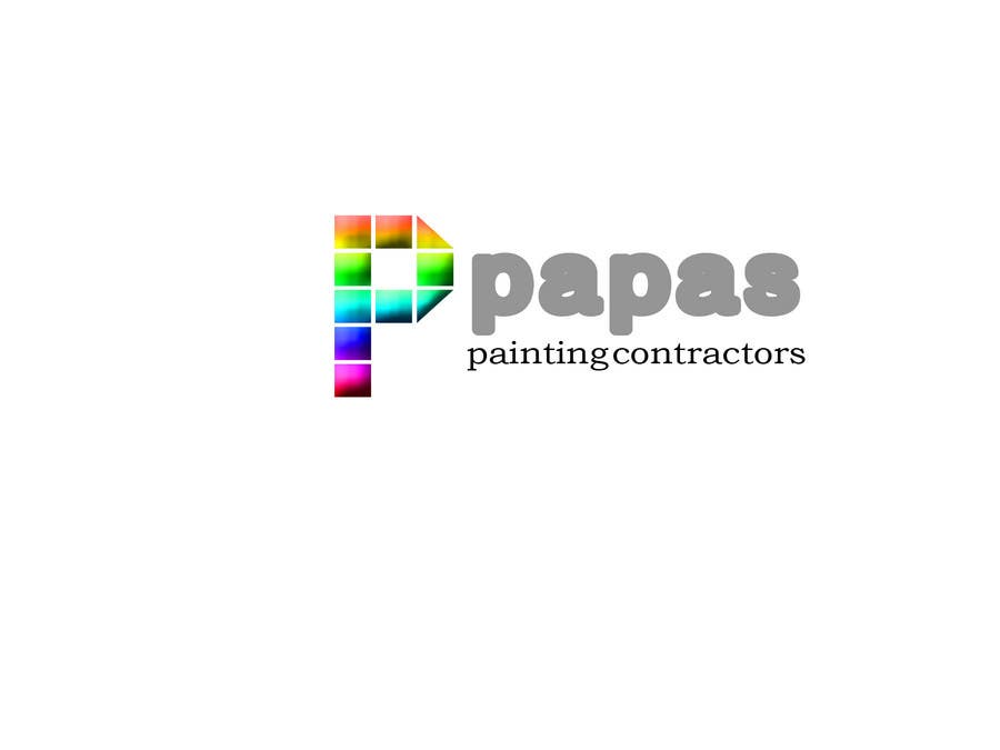 Contest Entry #                                        564                                      for                                         Logo Design for Papas Painting Contractors