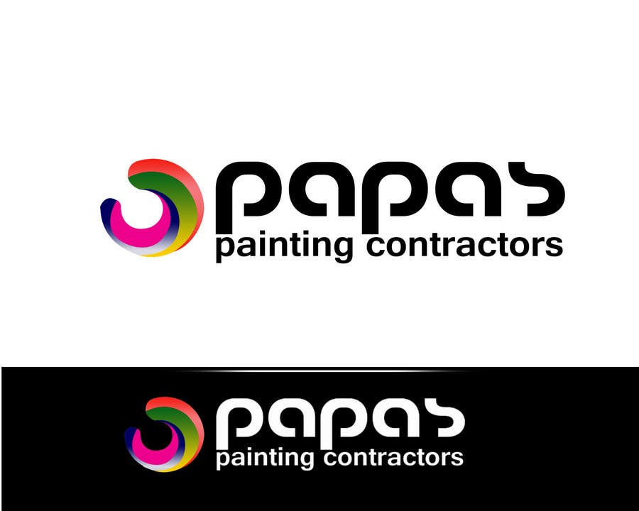 Contest Entry #                                        434                                      for                                         Logo Design for Papas Painting Contractors
