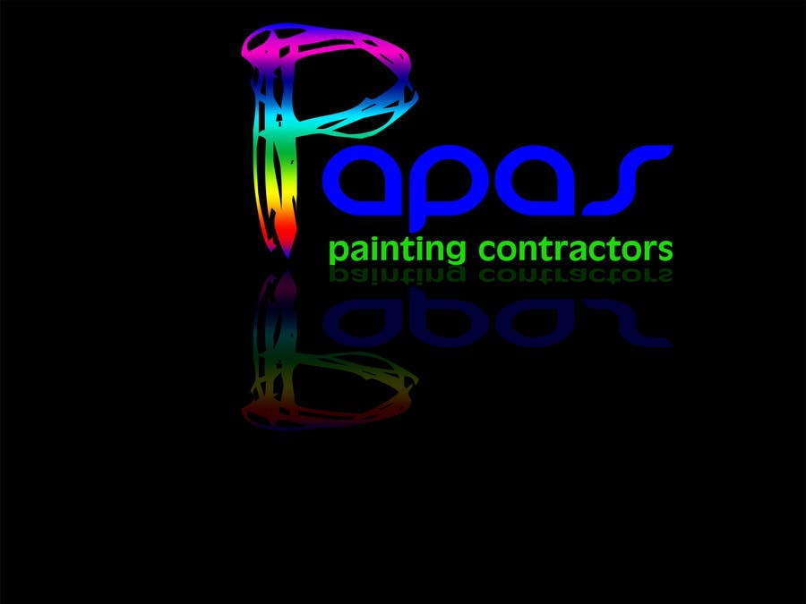 Contest Entry #                                        534                                      for                                         Logo Design for Papas Painting Contractors