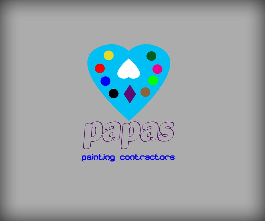 Contest Entry #                                        248                                      for                                         Logo Design for Papas Painting Contractors