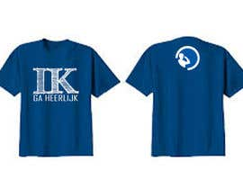 jojohf tarafından Design a t-shirt için no 44