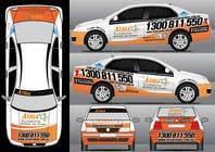 Graphic Design Конкурсная работа №9 для Vehicle Wrap design for Atria Systems