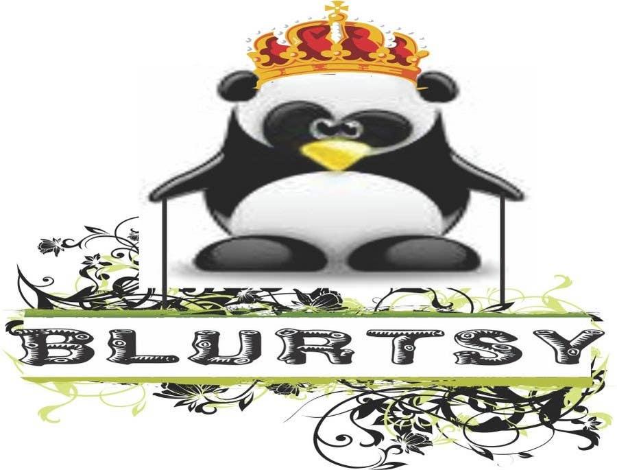 Inscrição nº                                         90                                      do Concurso para                                         Logo Design for Blurtsy
