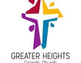 Nro 20 kilpailuun Design a Logo for Greater Heights Friends Church käyttäjältä weirdolk