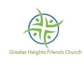 Nro 40 kilpailuun Design a Logo for Greater Heights Friends Church käyttäjältä sanan786