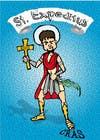 Graphic Design for Holy Cards için Graphic Design37 No.lu Yarışma Girdisi