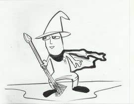sshravya08 tarafından Draw caricature of a flying man ADVENTURE TIME style için no 20