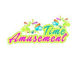 redvfx tarafından Design a Logo for Amusement Time için no 23