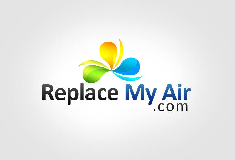 "Intrarea #120 pentru concursul ""Logo Design for Replace My Air .com"""