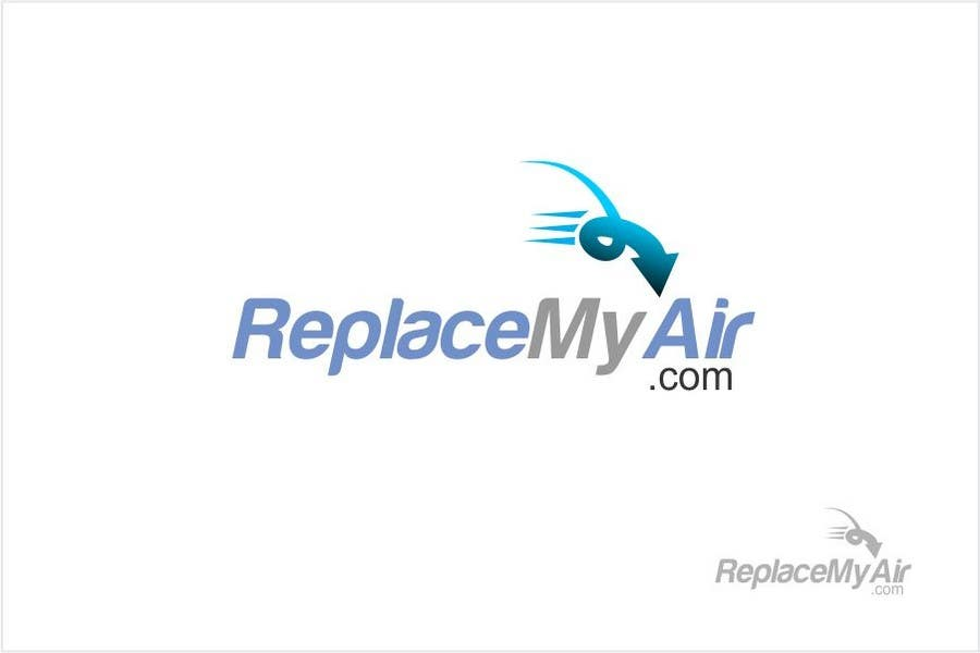 Конкурсная заявка №133 для Logo Design for Replace My Air .com