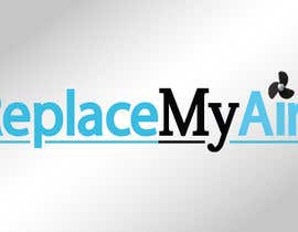 #107 for Logo Design for Replace My Air .com by Qandeel1