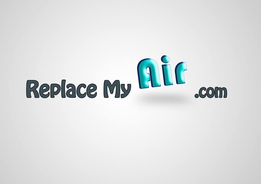 Penyertaan Peraduan #21 untuk Logo Design for Replace My Air .com