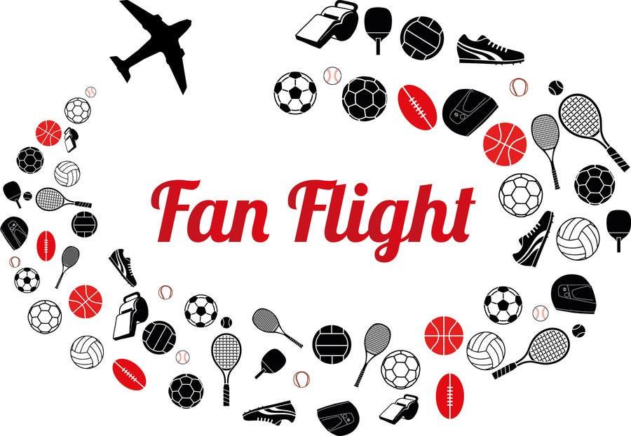 Inscrição nº                                         59                                      do Concurso para                                         Design a Logo for Fan Flight