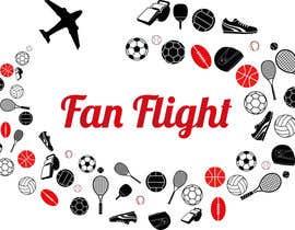 #59 para Design a Logo for Fan Flight por fiwebcreator