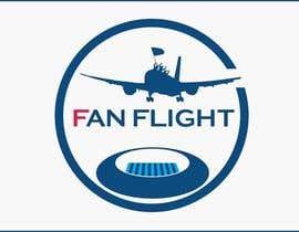 #56 para Design a Logo for Fan Flight por fb538068e4957c2