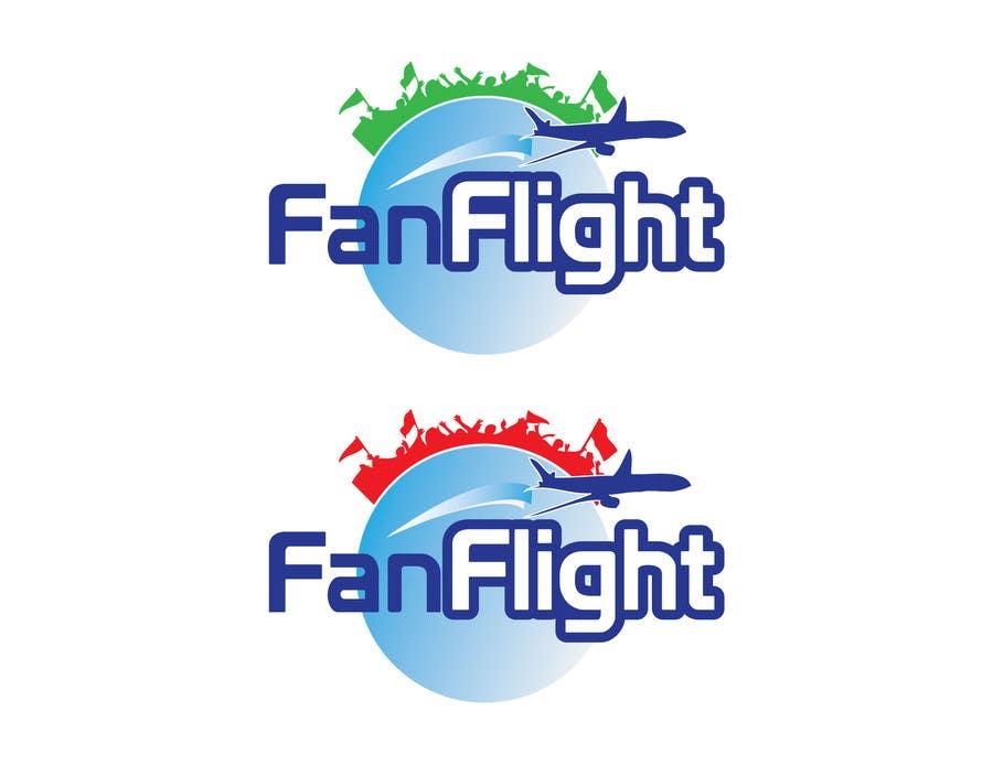 Inscrição nº                                         50                                      do Concurso para                                         Design a Logo for Fan Flight
