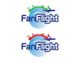 #50 para Design a Logo for Fan Flight por hillaryclint