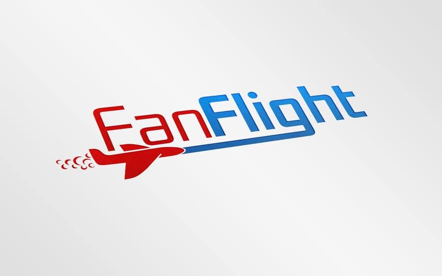 Inscrição nº                                         20                                      do Concurso para                                         Design a Logo for Fan Flight