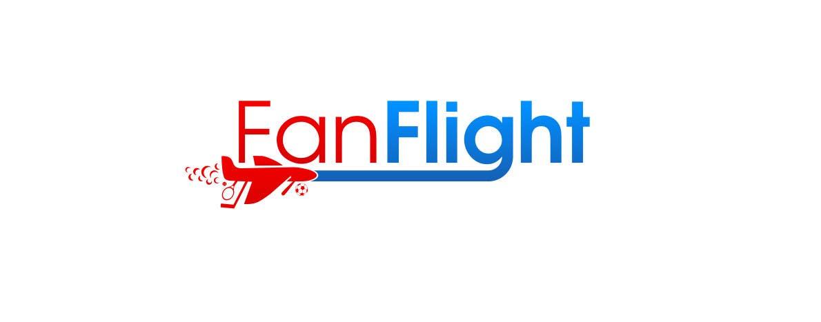 Inscrição nº                                         49                                      do Concurso para                                         Design a Logo for Fan Flight