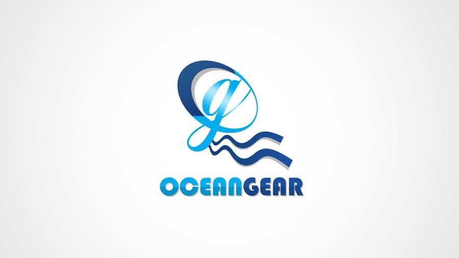 Inscrição nº 269 do Concurso para Logo Design for Ocean Gear