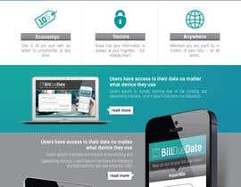 Nro 11 kilpailuun Website Design & Mobile App Mockup käyttäjältä Ferrignoadv