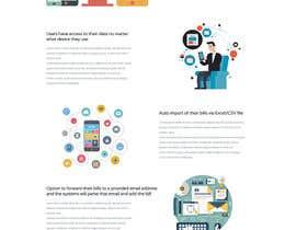 Nro 4 kilpailuun Website Design & Mobile App Mockup käyttäjältä shabcreation