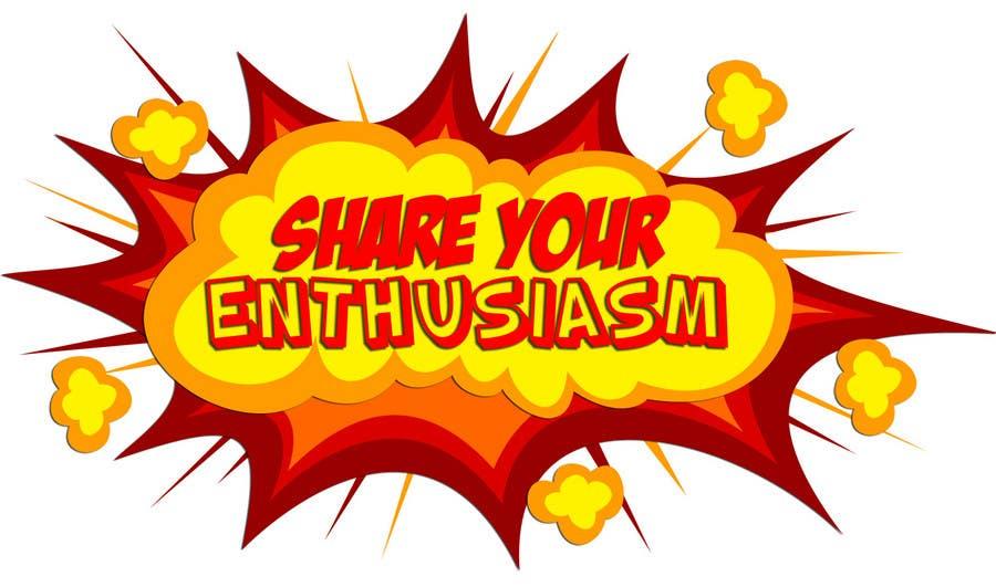 Proposition n°                                        468                                      du concours                                         Logo Design for Share your enthusiasm