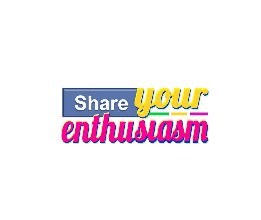 Proposition n°                                        736                                      du concours                                         Logo Design for Share your enthusiasm