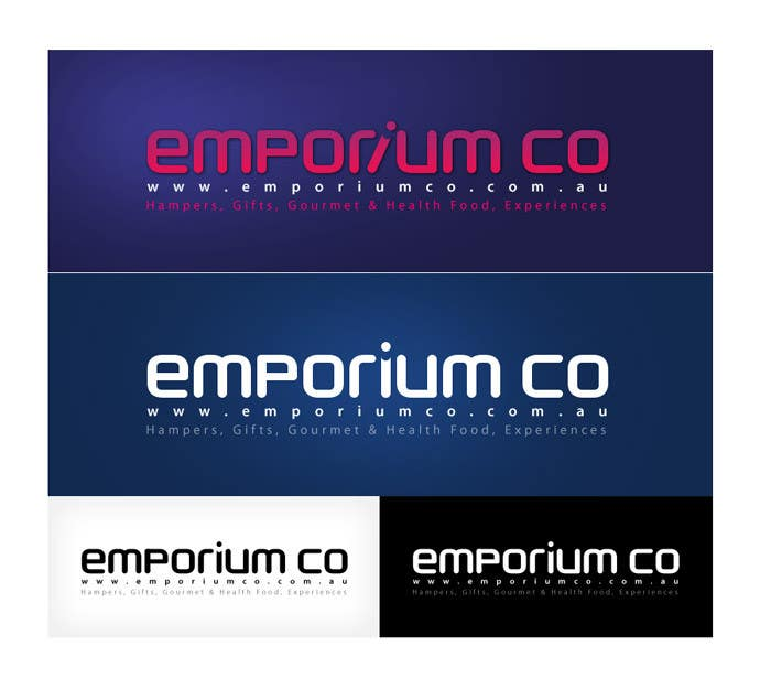 Конкурсная заявка №163 для Logo Design for Emporium Co.