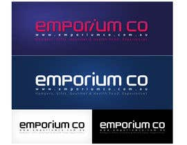 #163 for Logo Design for Emporium Co. by webgrafikde