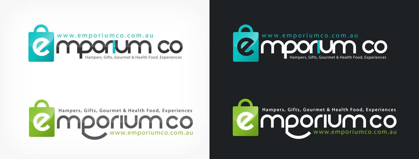 Конкурсная заявка №2 для Logo Design for Emporium Co.