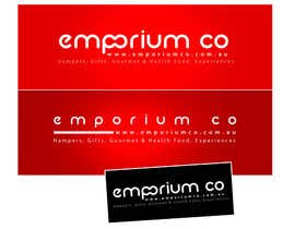 #167 for Logo Design for Emporium Co. by webgrafikde