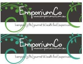 #158 for Logo Design for Emporium Co. af akshay0804