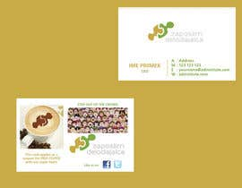 #78 untuk Business Card Design for ZD institute oleh Khimraj