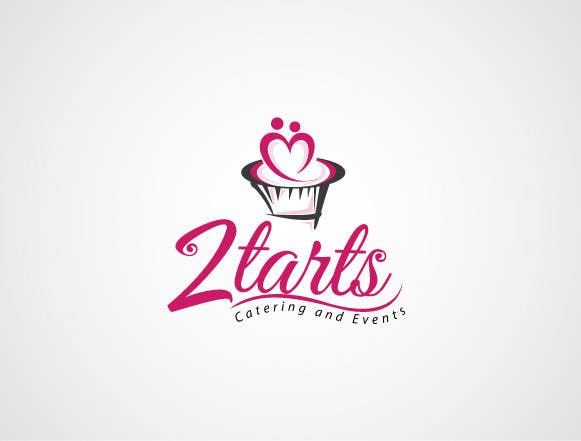 Inscrição nº 190 do Concurso para Logo Design for 2 Tarts Catering and Events