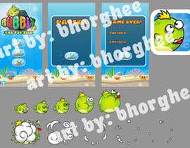 #30 para Illustrate a character as it is exploding por bhorghee